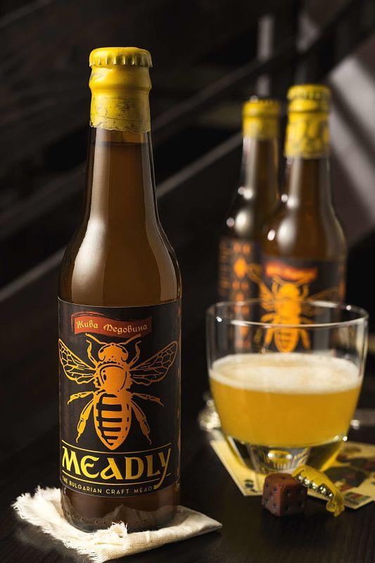 Жива медовина Meadly