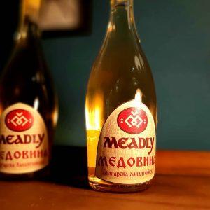 Традиционна медовина MEADLY